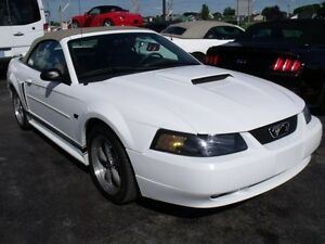 2001 Ford MUSTANG GT convertible/AUTO