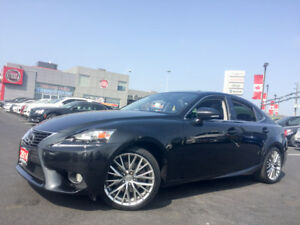 2014 Lexus IS 250 | BLUETOOTH | VENTED LEATHER | SUNROOF