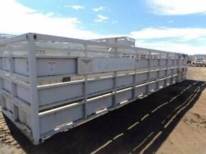 Queensland Rail Stock Crate Ex Qld Rail Stock Crate Cattle crate Gatton Lockyer Valley Preview