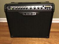 Line 6 Spider iii 75 watt guitar amplifier