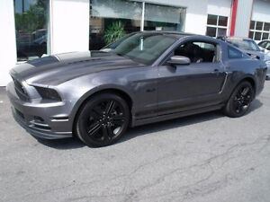 2014 Ford MUSTANG GT/CALIFORNIA SPECIAL/HERTZ/CUIR/PANO