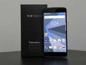 Unlocked Blackberry DTEK50 Mint New in Box with Full Warranty