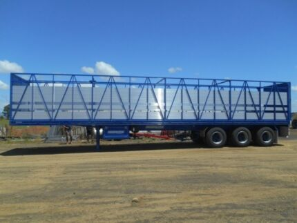 Freightmaster Semi Freightmaster 45FT Stock Crate Stock/Crate Glenore Grove Lockyer Valley Preview