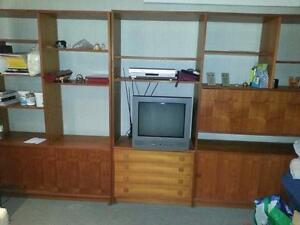 Teak Furniture with Lots of Storage