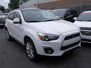 2014 Mitsubishi RVR GT/CAMERA/PANO/SIEGES/BT