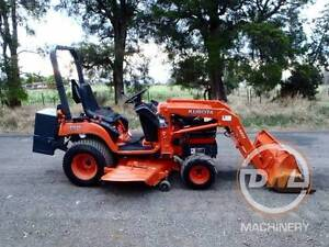 KUBOTA BX2230 22HP DIESEL 4X4 FARM TRACTOR FRONT END LOADER MOWER Austral Liverpool Area Preview
