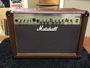 Like New Marshall AS50D Acoustic Amp Mint Condition