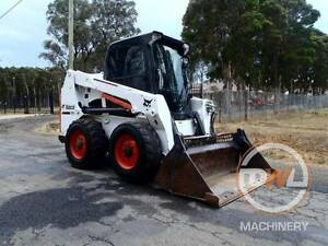 2013 BOBCAT S630 ONLY 1200 HOURS A/C CABIN SKID STEER CATERPILLAR Austral Liverpool Area Preview