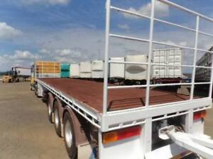 Maxitrans R/T Lead/Mid Flat Top Trailer Flat top Gatton Lockyer Valley Preview