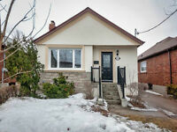 Good Tenants Wanted for Basement Apartment in East York - June 1
