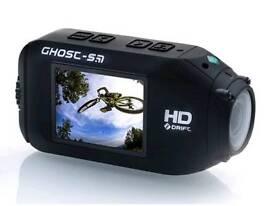 Drift Ghost S Action Camera (BNIB)