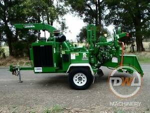 """14 BANDIT 990HD INTIMIDATOR 12"""" WOOD CHIPPER WOOD CHIPPER MULCHER Austral Liverpool Area Preview"""