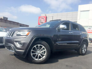 2016 Jeep Grand Cherokee Limited | DUAL SUNROOF | SUNROOF | VENT