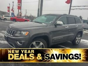 2015 Jeep Grand Cherokee Limited | HEATED LEATHER | NAVIGATION |