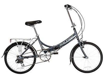 Raleigh Evo 7sp Folding Bike Good Condition