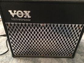 AD30VT Vox valve guitar modeling amplifier good condition