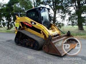 2010 CATERPILLAR 297C TRACKED POSI TRACK SKID STEER LOADER BOBCAT Austral Liverpool Area Preview