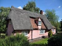 STUNNING THREE BEDROOM COTTAGE..located in the Thatched area