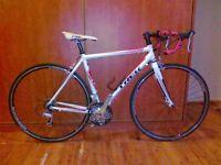 55cm mens trek road bike good condition good working order bargain
