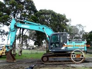 2013 KOBELCO SK200 20 TONNE EXCAVATOR ONE OWNER IMMACULATE CONDIT Austral Liverpool Area Preview