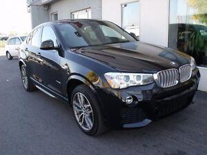 2016 BMW X4 Xdrive-28i MPACKAGE-navi-camera-toit-mags