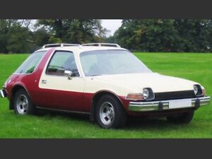 Wanted AMC pacer