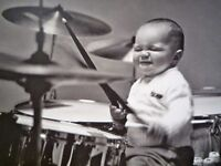 Drummer, writer looking for a vocalist and bass in North London