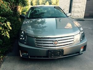 2006 Cadillac CTS CERT