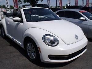 2014 Volkswagen Beetle CONVERTIBLE / INTÉRIEUR CUIR/AUTOMATIQUE