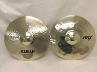 *Sabian HHX Evolution hi-hats (14 inch)*