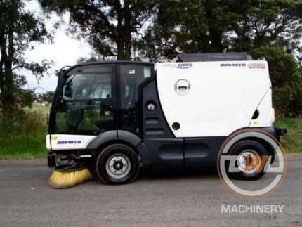 Azura Concept Rosmech MC200 Sweeper