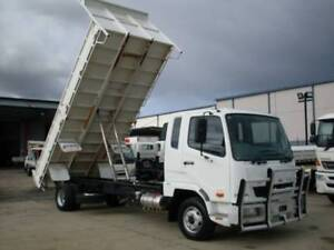 Mitsubishi Fighter 1024 FUSO TIPPER TRAY Tipper Smeaton Grange Camden Area Preview