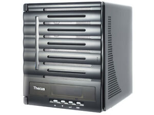 5-Bay NAS: Thecus N5550 network attached storage
