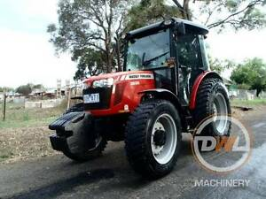 MASSEY FERGUSON 3635 4X4 78HP TRACTOR SLASHER JOHN DEERE KUBOTA Austral Liverpool Area Preview