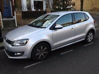 VW Polo Match Edition for sale, 2 years, 15400miles