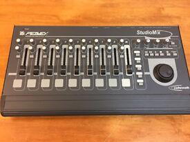 Peavey StudioMix Cakewallk / Control Surface MIDI Mixer DAW Controller