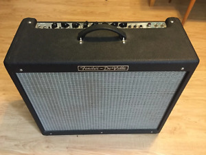 Fender deville 212 with mods