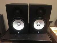 Yamaha HS80M Speaker x 2