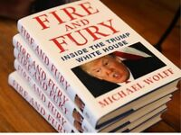 Fire And Fury Inside Trump's White House