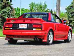 Looking for SuperCharged MR2 First Generation