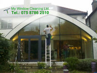 South London Professional and Reliable Window Cleaners - Window Cleaning Services