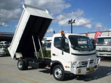 Hino 816 - 300 Series TIPPER
