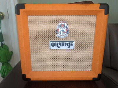 "Orange Amp Cabinet PPC108 20W 8"" Guitar Speaker"