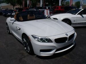 2014 BMW Z4 MPACKAGE SDRIVE/ AUTOMATIQUE