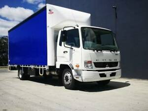 Fuso FK   2yrs/100k kms free servicing Cab chassis (FFKJ25638) Varsity Lakes Gold Coast South Preview