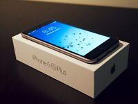 iphone 6s plus black 64gb