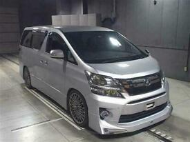 image for TOYOTA VELLFIRE 3.5Z 6-SPEED AUTOMATIC * 7 SEATS * CUSTOM BODY STYLING TOP GRADE