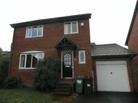 Spacious Family Size Detached House- outskirts of City Centre