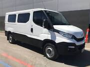 Iveco Daily 35S13A8 Mini bus Burton Salisbury Area Preview