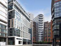 2 bedroom flat in Merchant Square East, Paddington, W2